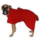 Toby and Alexander Saugfähige Hundelehre, leichte, schnell trocknende Roben sind Einfach zu...