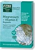 Fitne Magnesium + Vitamin E Kapseln 60St.