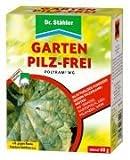 Dr. Stähler 030923 Garten Pilz-Frei, Fungizid gegen Pilzkrankheiten an Gartenpflanzen, 6...
