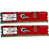 G.Skill 2 GB PC800 CL5 2x1GB KIT DDR2 Arbeitsspeicher