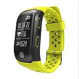 Sport Armbanduhr Smart Bracelet mit Schrittzähler Bluetooth Fitness Tracker Gesundheitsdaten...