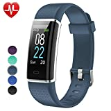 Willful Fitness Armband Herzfrequenz Smart Armband Uhr IP68 Wasserdicht Sport Fitness Tracker...