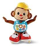 VTech Baby 80-505904 - Lustiges Tanzäffchen