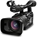 Canon XH A1 3-CCD HD-Camcorder (1,6 Megapixel, 20-Fach opt. Zoom 7,1 cm (2,8 Zoll) Display,...