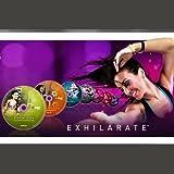 Zumba Fitness® Exhilarate Deutsche original version Premium Body Shaping System 7 DVDs Set