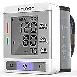 Blutdruckmessgerät, HYLOGY Handgelenk-Blutdruckmessgerät Vollautomatische Blutdruck und...