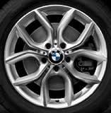 Original BMW Alufelge X3 F25 Y-Speiche 308 in 18 Zoll