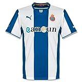 Puma Herren Trikot Espanyol Barcelona Home & Third Shirt Replica, True Blue-White, L, 743865 01