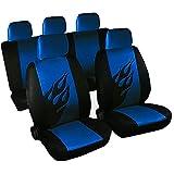 Universal Sitzbezüge für Auto Schonbezüge Sitzbezug Schonbezug Set Sitzschoner Komplettset...