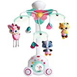 Tiny Love Soothe'n Groove Tiny Princess Tales Babys erstes Mobile (0M+), 18 Melodien, entwickelt...