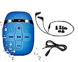 Sigomatech 8GB Schwimmen mp3 Spieler mit kurzen Schnur Kopfhörer (3 Typ Swimbuds), ein weiteres...