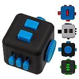 Bada Bing 2er Set Finger Cube Anti Stress Würfel Fingerspiel Geschicklichkeitsspiel Motorik...