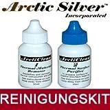 Arctic Silver ArctiClean Reinigung 30ml + Timentferner 30ml