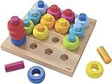 HABA 2202 - Steckspiel Farbkringel