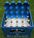 Sl-Eisblock Bierkühler Getränkekühler 0,5 Liter Flaschen Bierkastenkühler Made in Germany
