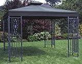 H.G.IMPORT 443293 Aluminium-Pavillon 'Turin'
