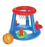 Bestway Game Center Schwimmendes Poolspiel, Ø61 cm