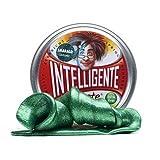 Intelligente Knete - SMARAGD - Edelsteine - Thinking Putty