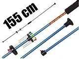 Zerlegbares Sport ALU G8DS® Präzisions Blasrohr +12 Dart Pfeile 155cm