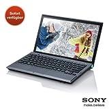Sony VAIO VPC-Z13X5 33.3 cm Notebook (Intel Core TM i5-560M, 2.66GHz Prozessor, 4 GB SDRAM, 128 GB...