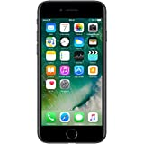 Apple iPhone 7, 4,7' Display, SIM-Free, 128 GB, 2016, Schwarz (Generalüberholt)