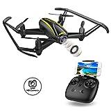 DROCON U31W Navigator Drohne für Kinder mit HD Kamera (1280 x 720p) 120° Linse WLAN FPV Quadcopter...