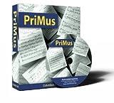 PriMus Standard 1.1 deutsch, Notensatzprogramm