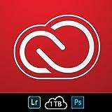Adobe Creative Cloud Foto-Abo mit 20GB: Photoshop CC und Lightroom CC   1 Jahreslizenz   PC/Mac  ...