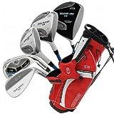 US Kids Golf USKG Tour Series RIGHT HANDED RECHTSHAND TS 60-41 Komplettset (10 teilig graphit),...