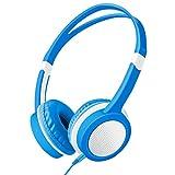Wired Kopfhörer für Kinder Over Ear Headset - Verstellbare Ohrbügel Ohrhörer mit Bequemen...