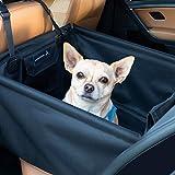 LIONSTRONG Hunde Autositz, kleine bis mittlere Hunde, Hundesitz wasserdicht, Hundedecke, Einzelsitz...