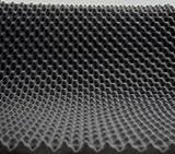Akustikschaumstoff als Akustik Noppenschaumstoff - Platte 200x100x3cm (anth/schwarz) aus...
