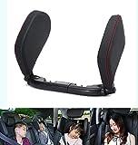 DIVAND Headrest für den Autokennsitz, Weck-Kissen-Neck Unterstützung, 180 ° Rotation Adjustable...