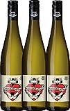 3er Paket - Glaube-Liebe-Hoffnung Riesling 2018 - Bergdolt-Reif & Nett | trockener Weißwein |...
