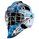 Bauer NME4 Goalie Maske Motive Junior, Farbe:King (NYR)