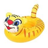 Baby Schwimmring ,COLORFUL Baby Float Schwimmen Schwimmen Ring Pool Kinderstuhl Lounge (Tiger)