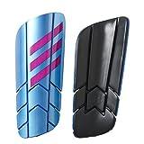 adidas Erwachsene Ghost Pro Schienbeinschoner, Blue/Shock Pink/Black, S
