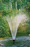 Garten-Teiche Springbrunnen-Set Aufsaetze Fontaenen Set Aufsatz Spring Brunnen Fontänen Aufsatz...