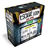 Noris Spiele 606101546 Escape Room Inkl. 4 Fällen und Chrono Decoder