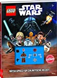 LEGO® STAR WARS™. Rätselspaß für galaktische Helden