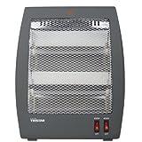 Tristar Elektroheizung mit zwei Leistungsstufen und Kippsicherung [400-800 Watt Leistung, 1,2 Meter...