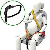 Zuwit Bauch-Gurt, Schwangerschafts-Sicherheitsgurt-Regler, Komfort & Sicherheit für den Bauch...