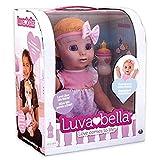 Luvabella - 6039298 - Interaktive Puppe mit Sprachfunktion - DEUTSCHE Version