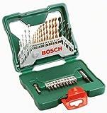 Bosch DIY 30tlg. X-Line Titanium-Bohrer- und Schrauber-Set
