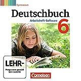 Deutschbuch 6. Schuljahr. Übungs-CD-ROM zum Arbeitsheft. Gymnasium