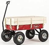 TOBY WAGONS Bollerwagen Kinder -Europas Bestseller handwagen, CE Zertifizier, Strandwagen,...