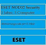 ESET NOD32 Antivirus 3 Jahre, 3 PCs