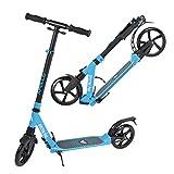 Apollo Big Wheel Scooter 200 mm - Spectre Pro ist ein Luxus Pro City Scooter mit Doppel Federung,...