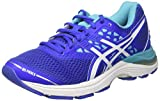 Asics Damen Gel-Pulse 9 Laufschuhe, Blau (Blue Purple/White/Aquarium), 39 EU