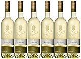Maybach Grauer Burgunder QbA Weißwein Trocken (6 x 0.75 l)
